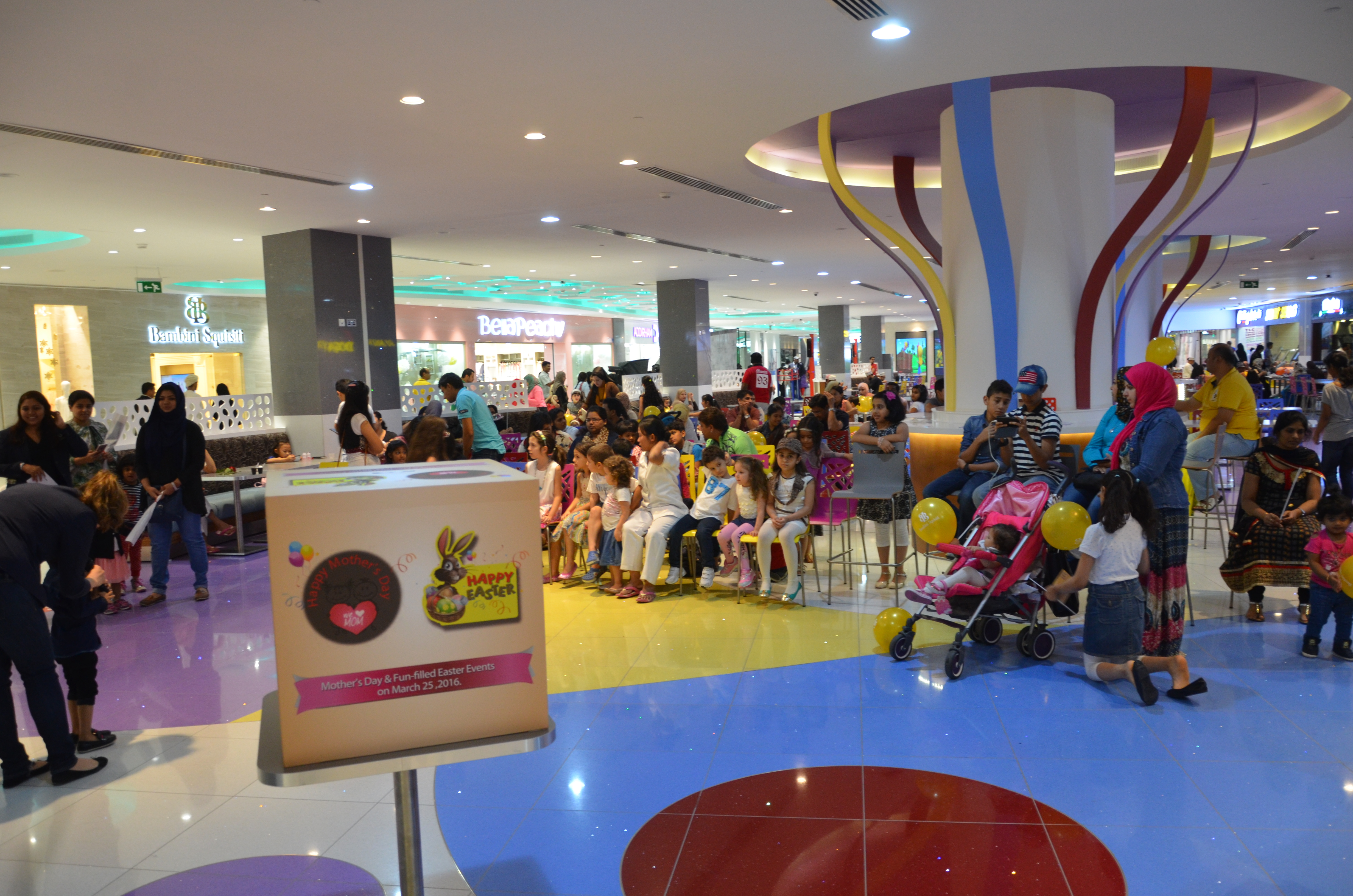 Mothers day and easter panorama mall join us on 25th march 2016 at 630 pm to celebrate mothers day and easter at panorama mall fun filled events raffle draw giveaway gifts all at panorama negle Images