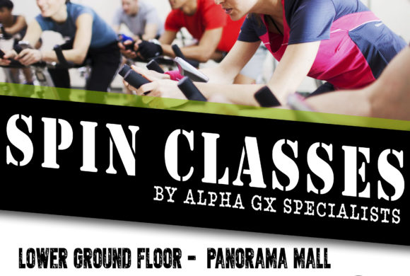 Spin Classes by Alpha GX Specialists